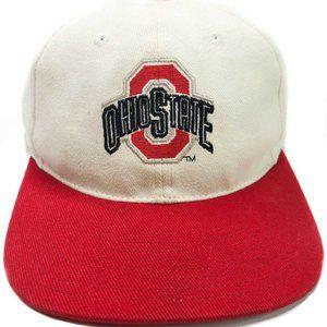 VINTAGE 90's Ohio State Buckeyes NCAA Snapback Hat